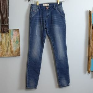 Cotton On Sporty Jeans Size 4